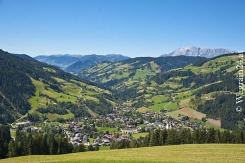 Foto Wagrain Sommer-Panorama © Wagrain24.at